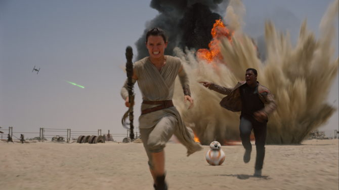 Star Wars: The Force Awakens Ph: