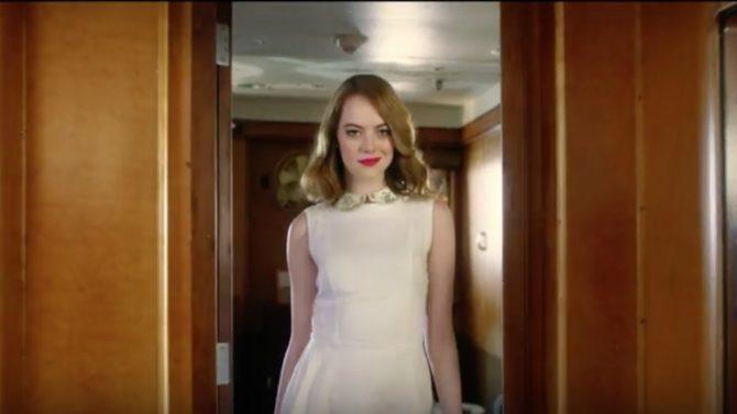 Emma Stone Anna video musical