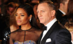 Naomie Harris y Daniel Craig