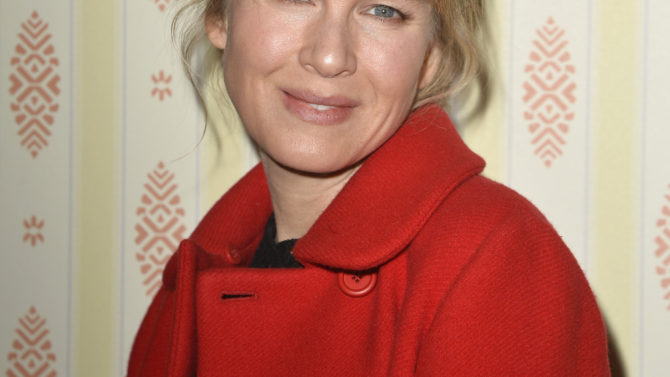 Bridget Jones's Baby Renee Zellweger primera
