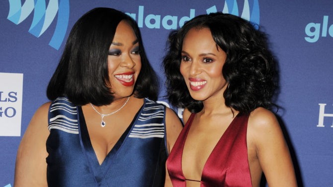 Shonda Rhimes Kerry Washington