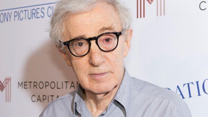 Woody Allen Usa Camara Digital Filmar