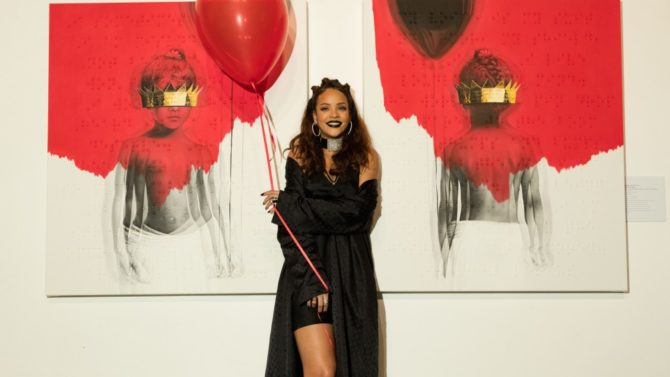 Rihanna Nuevo Album Anti