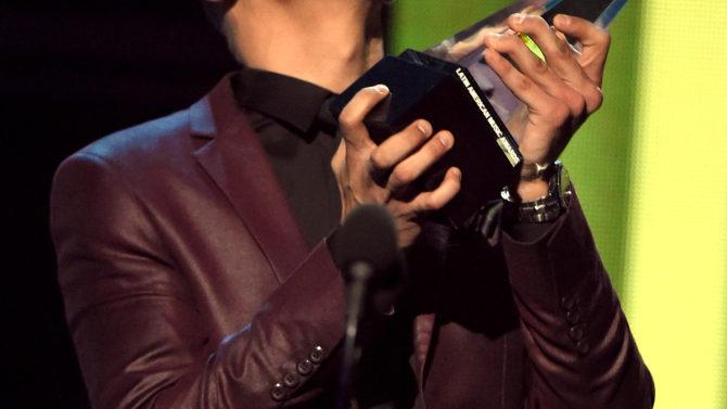 Luis Coronel, latin American Music Awards