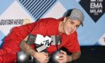 Justin Bieber, MTV Europe Music Awards