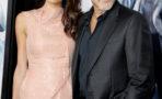 George Clooney Amal Clooney adoptan un