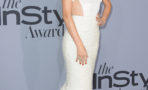 Actress arrives at the InStyle Awards