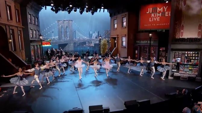 Jimmy Kimmel Live! Brooklyn shows