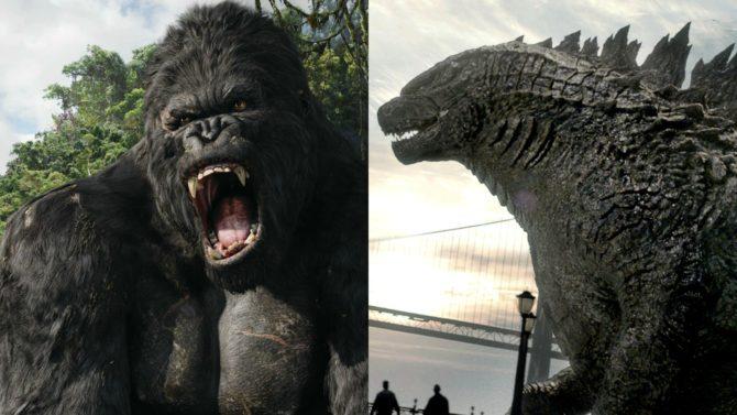 'Godzilla vs. Kong' se estrenará en