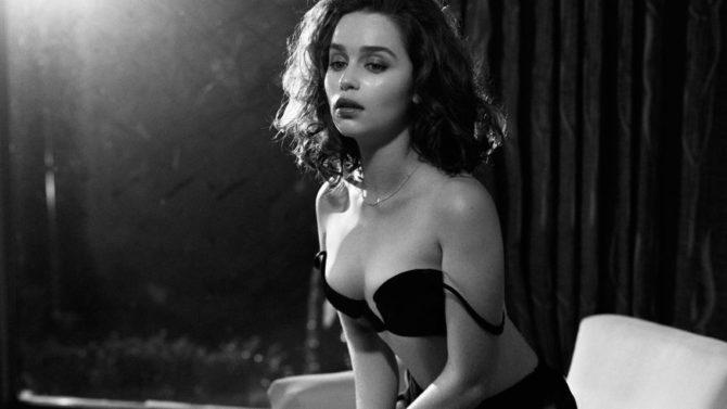 emilia clark sexiest woman alive