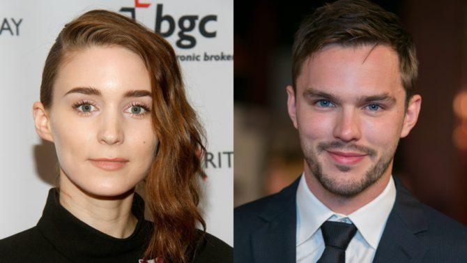 Rooney Mara y Nicholas Hoult protagonizarán
