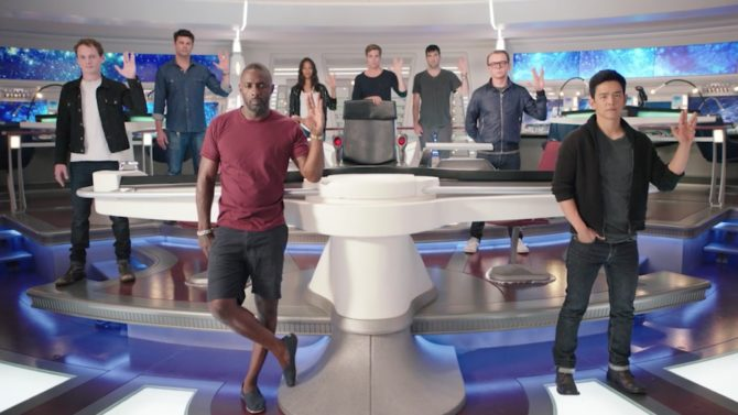 Star Trek Beyond finaliza filmación