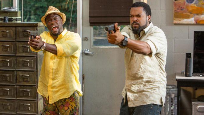 Ice Cube y Kevin Hart en