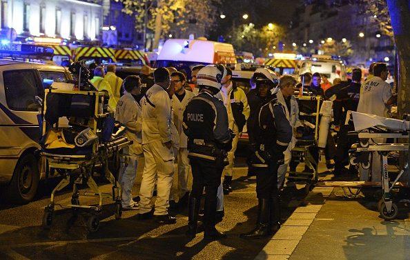 París Ataques