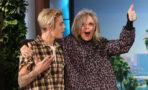 Diane Keaton se emociona por conocer