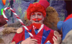 Liam Neeson Stephen Colbert Candy Crush