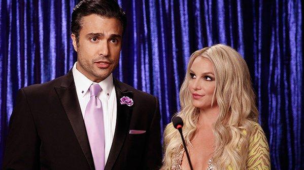 Jaime Camil Britney Spears Jane The