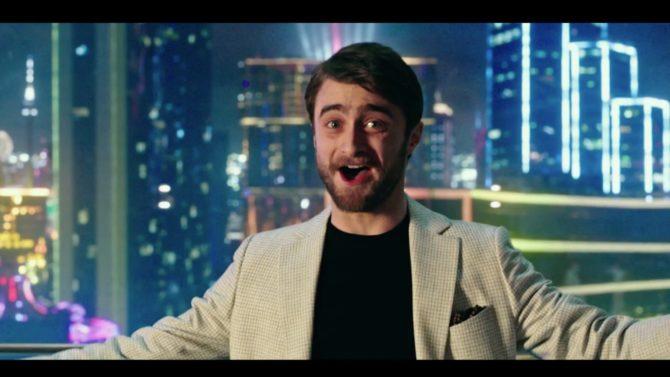 Daniel Radcliffe es un mago sin