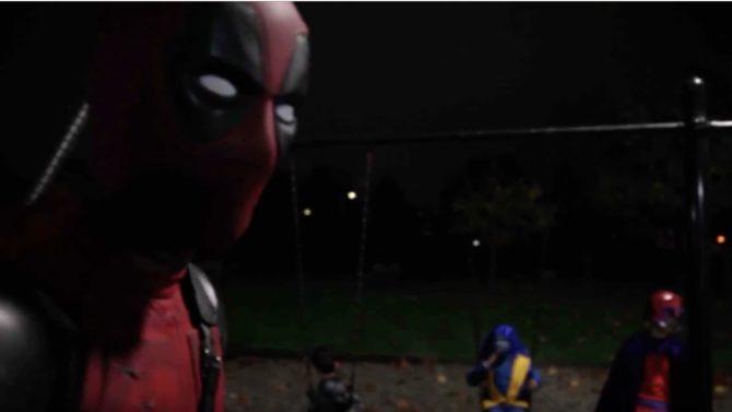 Deadpool Nuevo Tráiler