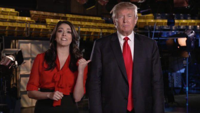 SNL revela sketch inédito sobre Donald