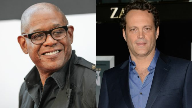 Forest Whitaker y Vince Vaughn se