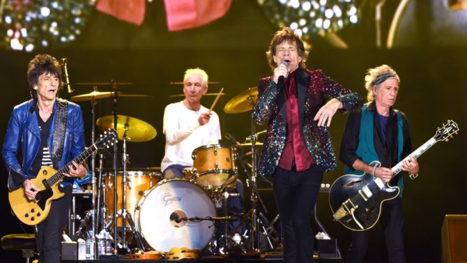 Rolling Stones GIra Latinoamericana