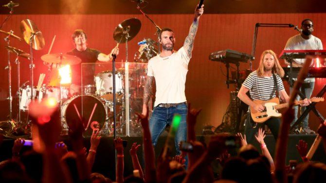 Maroon 5 Gira