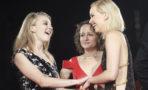 Jennifer Lawrence y Natalie Dormer