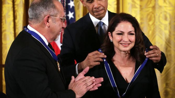 Emilio y Gloria Estefan