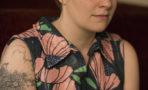 Lena Dunham baila sin vergüenza en