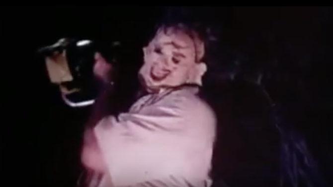 Hansen Gunnar muere The Texas Chainsaw