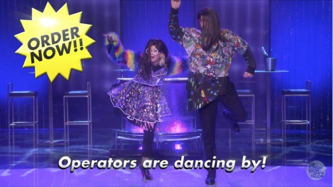 Jennifer Lawrence Jimmy Fallon come dance