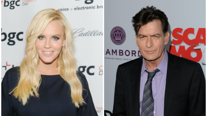 Jenny MCarthy critica a Charlie Sheen