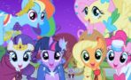 La pelicula animada 'My Little Pony'