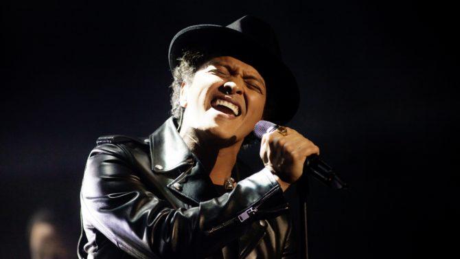 Fotos de Bruno Mars