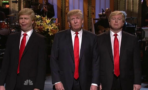 Donald Trump en SNL: Larry David