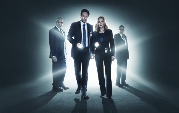 Nuevos pósters de 'The X-Files'