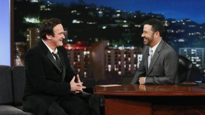 JIMMY KIMMEL LIVE - Emmy Award-nominated
