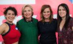 Hillary Clinton aparecerá en la tercera
