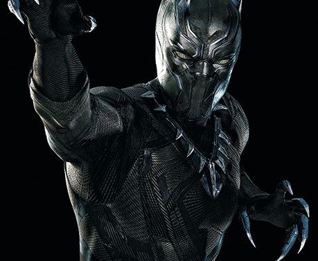 Black Panther Nuevas Fotos Captain America