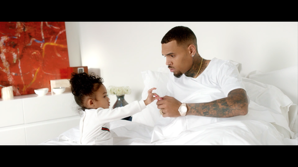 Chris Brown Royalty Video Musical Little