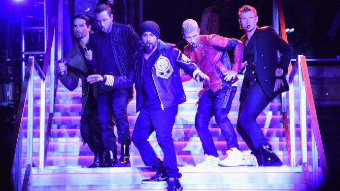 Backstreet Boys Regresan Estudio