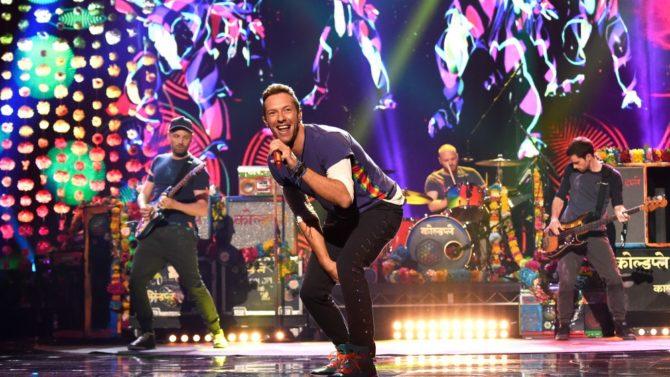 Nuevo video de Coldplay, 'Birds'