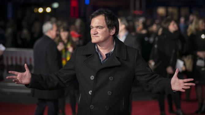 Quentin Tarantino quiere dedicarse al teatro