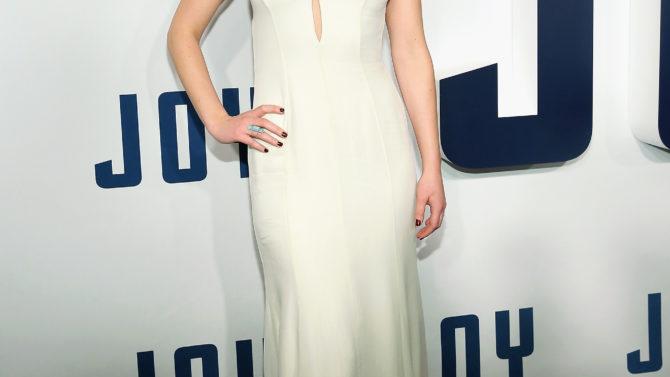 Jennifer Lawrence año nuevo