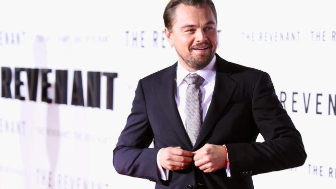 Leonardo DiCaprio reveló por qué no