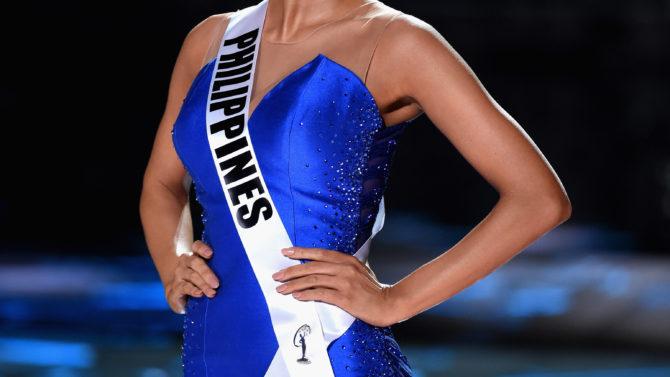 Pia Alonzo Wurtzbach declaraciones Miss Universo