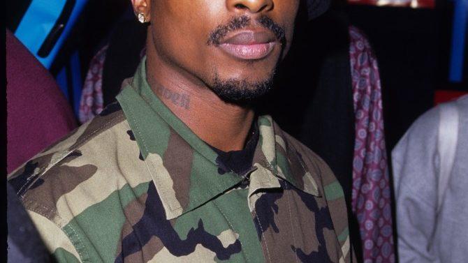 Actor Que Interpretará a Tupac En