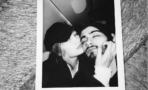 La primera selfie de Gigi Hadid