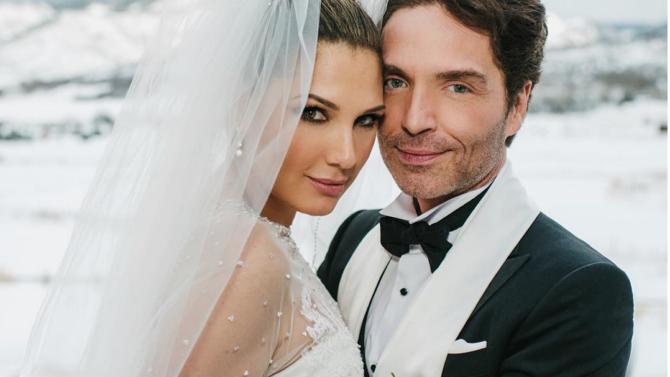 Daisy Fuentes se casó con el